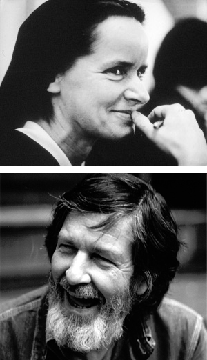 10 Rules for Students, Teachers, and Life by John Cage and Sister Corita Kent