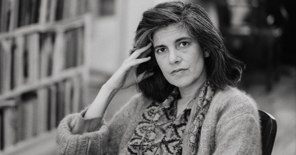 Susan Sontag on Writing