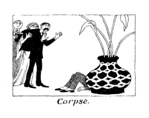 Thoughtful Alphabets: Edward Gorey's Lost Cryptic 26-Word Illustrated Stories