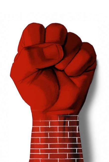 Stunning Spanish Illustrations for The Communist Manifesto – Brain Pickings