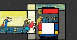 An Imaginative Dutch Picture-Book Homage to Piet Mondrian