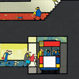 Coppernickel Goes Mondrian: A Picture-Book Homage to the Iconic Artist