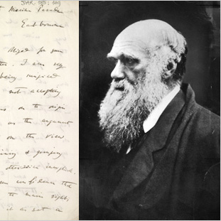 When Charles Darwin Hated Everybody