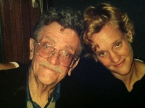 Kurt Vonnegut: You're Allowed To Be In Love Three Times In Your Life