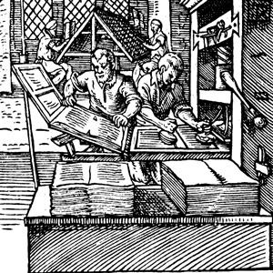 How the Gutenberg Press Embodies Combinatorial Creativity