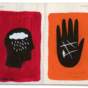 The R&D Lab of Creativity: Inside the Sketchbooks of Beloved Illustrators and Designers