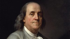 Benjamin Franklin on True Happiness