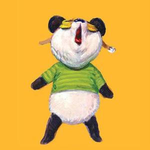 Chu's Day: Neil Gaiman's Charming Children's Book