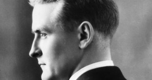 F. Scott Fitzgerald on the Secret of Great Writing
