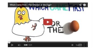 The Science of Which Came First, the Chicken or the Egg, Animated