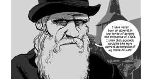 A Graphic Biography of Darwin