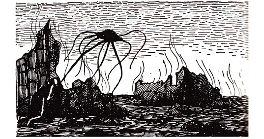 war of the worlds essays hg wells About the war of the worlds hg wells's science fiction classic, the first novel to explore the possibilities of intelligent life from other planets, it still startling and vivid nearly after a century after its appearance, and a half-century after orson wells's infamous 1938 radio adaptation.