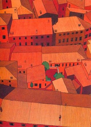 Yan Nascimbene's Stunning Illustrations of Italo Calvino Classics