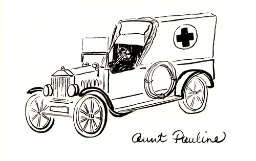 Coloring Pages Model T Ford : The odd habits and curious customs of famous writers u2013 brain pickings