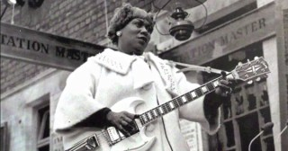 Sister Rosetta Tharpe, Godmother of Rock and Roll, Live in Manchester in 1964