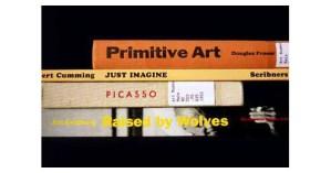 Sorted Books Revisited: Artist Nina Katchadourian's Playfully Arranged Book Spine Sentences