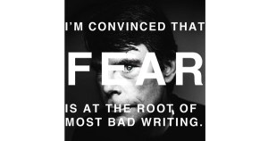Stephen King on Writing, Fear, and the Atrocity of Adverbs