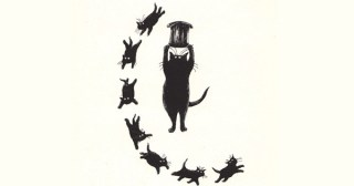 T. S. Eliot's Iconic Vintage Verses About Cats, Illustrated and Signed by Edward Gorey