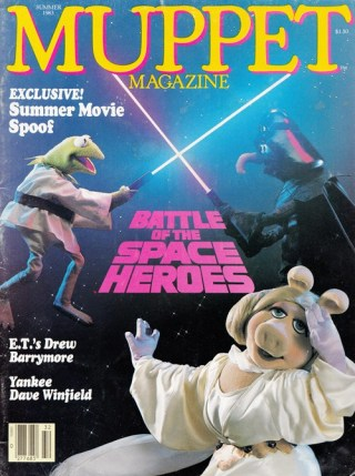 Isaac Asimov on Curiosity, Taking Risk, and the Value of Space Exploration in Muppet Magazine