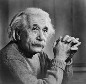 Einstein on Why We Are Alive