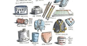 How to Pack Like Pioneering Journalist Nellie Bly, Who Circumnavigated the Globe in 1889 with Just a Small Duffle Bag