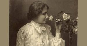 Helen Keller on Optimism