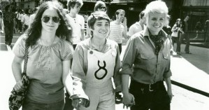 After Stonewall: The First-Ever Pride Parades, In Vintage Photos