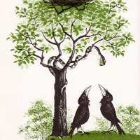 Aldous Huxley's Crows of Pearblossom