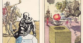 Salvador Dalí Illustrates Montaigne: Sublime Surrealism from a Rare 1947 Limited Edition, Signed by Dalí