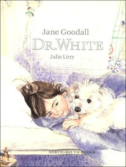 Pioneering Primatologist Jane Goodall's Children's Book about the Healing Power of Pet Love