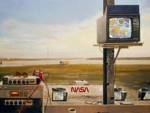 NASA/ART: 50 Years of Exploration-ExLibrary