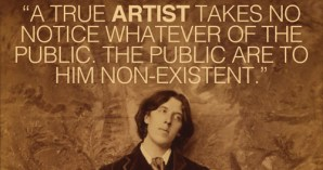 Oscar Wilde on Art and Cultivating the Crucial Temperament of Receptivity