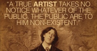 Oscar Wilde on Art