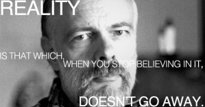 How to Build a Universe: Philip K. Dick on Reality, Media Manipulation, and Human Heroism