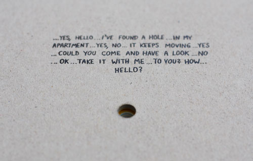 The Hole: A Philosophical Scandinavian Children's Book About the Meaning of Existence