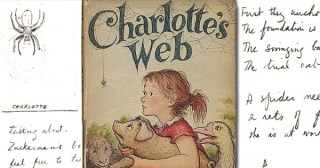 E. B. White on Why He Wrote Charlotte's Web, Plus His Rare Illustrated Manuscripts