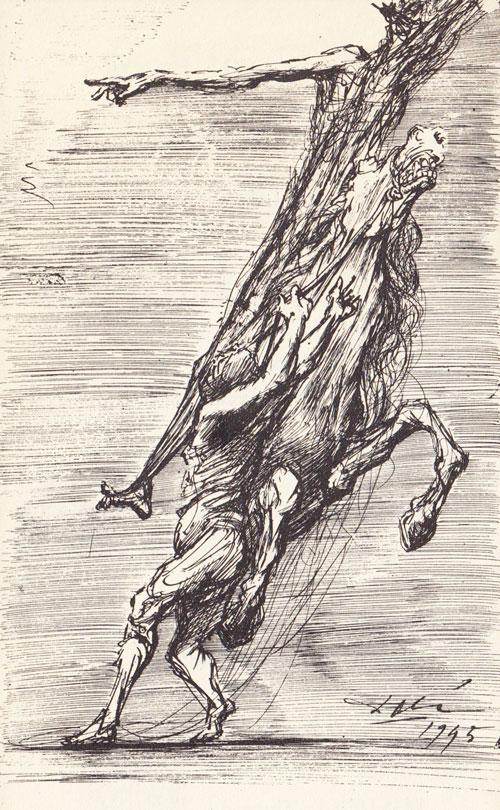 Salvador Dalí Illustrates Don Quixote