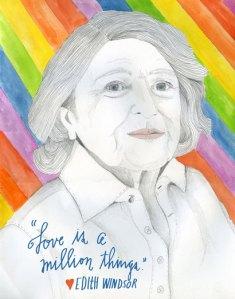 Edie Windsor, Patron Saint of Modern Love