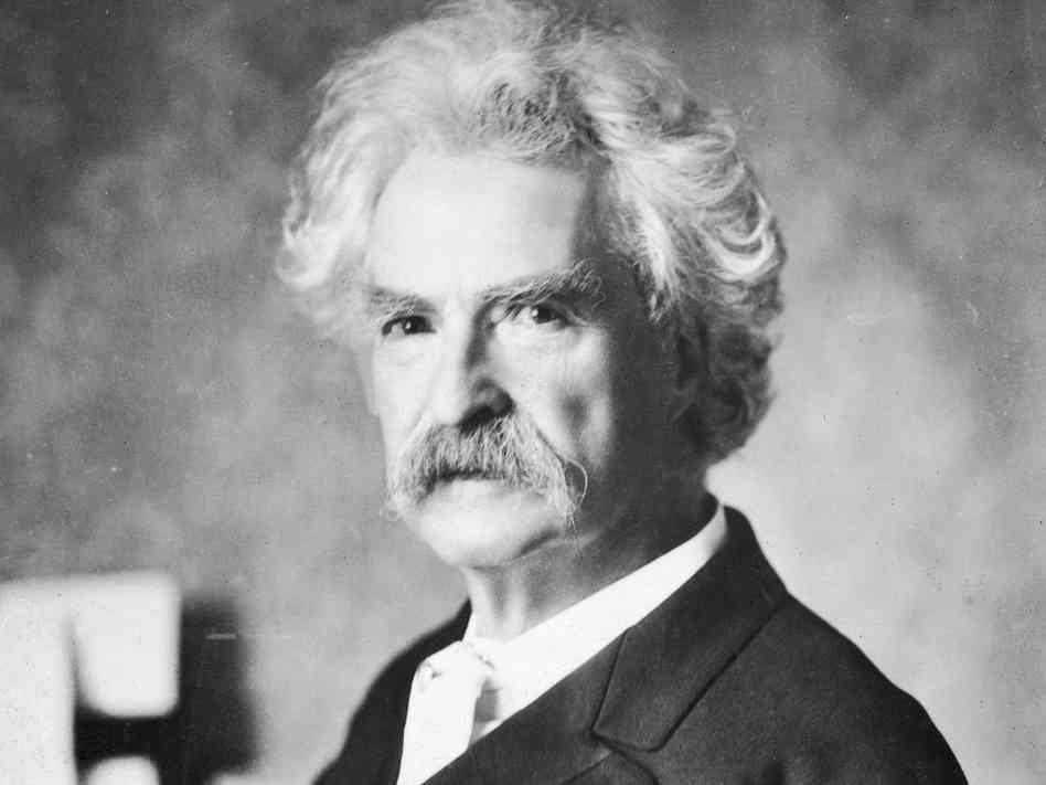 The public is the only critic whose opinion is worth anything at     The Adventures of Huckleberry Finn by Mark Twain
