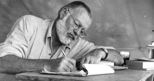 How to Be a Writer: Hemingway's Advice to Aspiring Authors