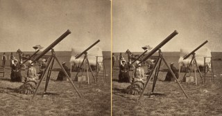 How to Watch the Un-sunlike Sun: Solar Eclipse Tips from Pioneering Astronomer Maria Mitchell