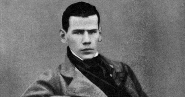 War Peace And Listicles Young Leo Tolstoy On Money