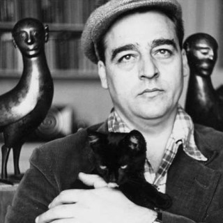 """Kenneth Patchen Reads His Love Poem """"Creation"""""""