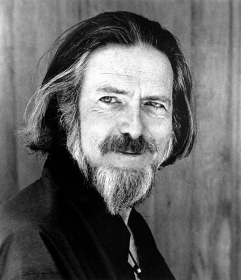 The Ego and the Universe: Alan Watts on Who You Really Are