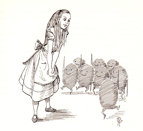 Alice in Quantumland: A Charming Illustrated Allegory of