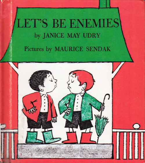 Let's Be Enemies: A Vintage Maurice Sendak Treasure