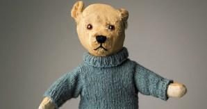 Much Loved: Portraits of Beloved Childhood Teddies