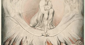 William Blake's Mesmerizing Illustrations for John Milton's Paradise Lost