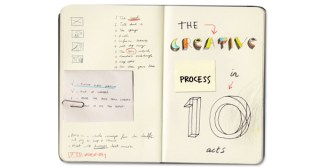The 10 Stages of the Creative Process
