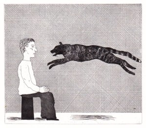 David Hockney Illustrates the Fairy Tales of the Brothers Grimm